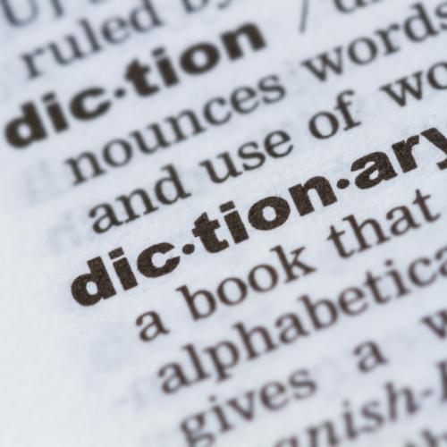 1-Dictionary